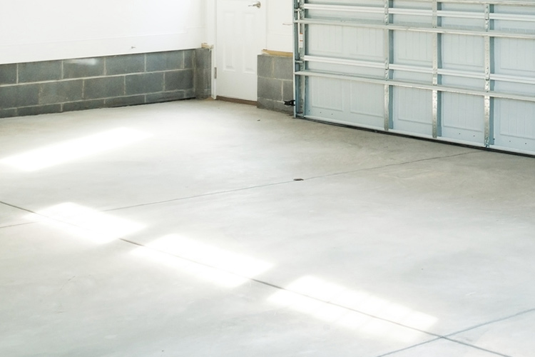Cleaning and sealing garage floors endur o seal usa 1 for How to clean garage floor